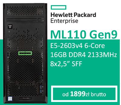 ML 110 Gen9