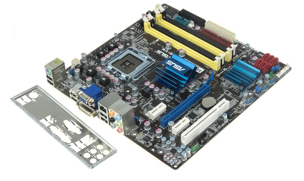 Asus P5Q-VM Realtek HD Audio Drivers for Mac