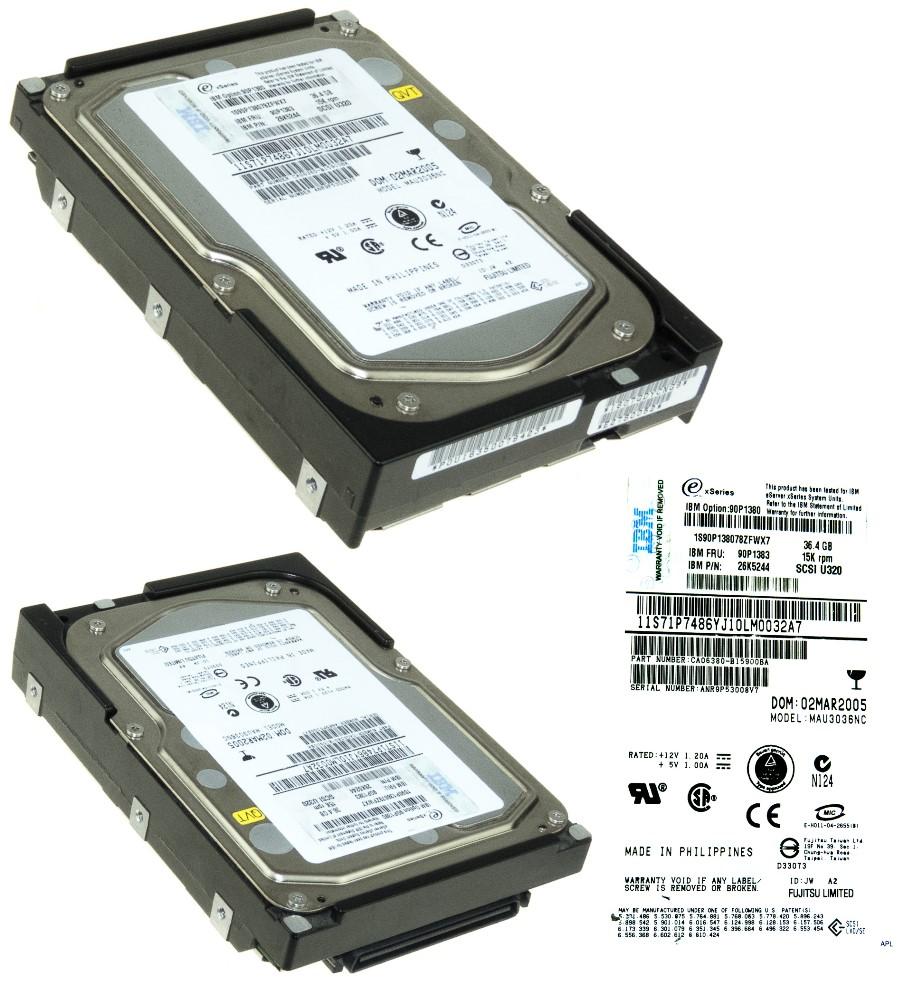 DELL 9X925 73 GB 15000 RPM ULTRA 320 Renewed