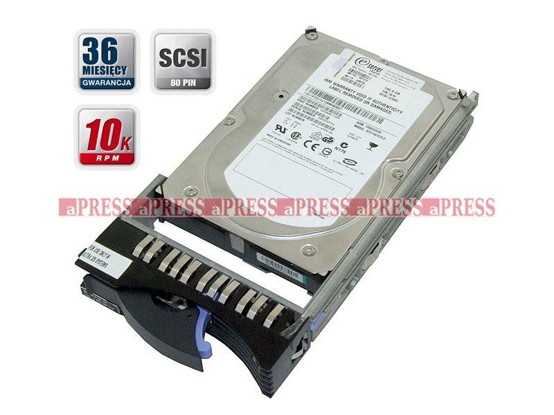 32P0731 IBM 146-GB U320 10K