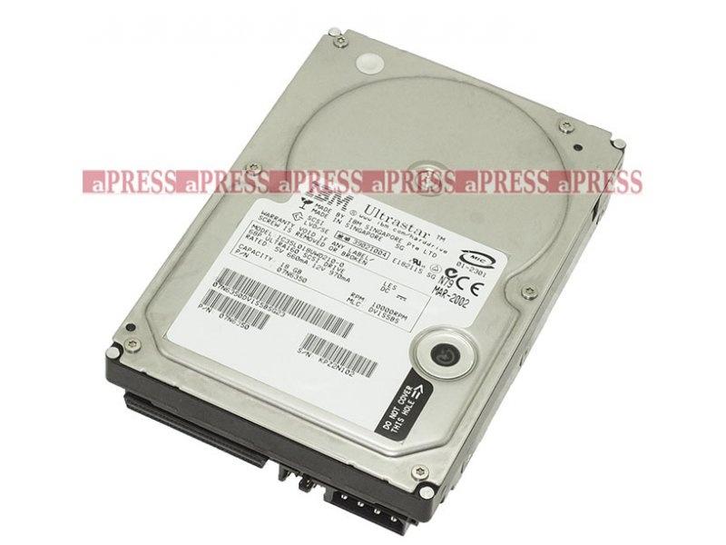 1PC IBM IC35L018UWD210-0 07N6350 hard drive 18GB 68-pin SCSI 10K U160 3.5 inches