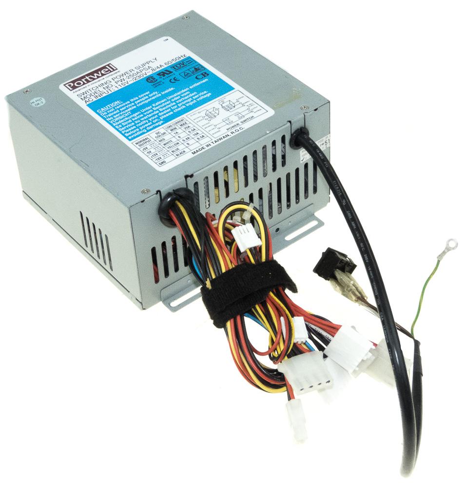 R.O.C PW-250APSA  Power Supply portwell