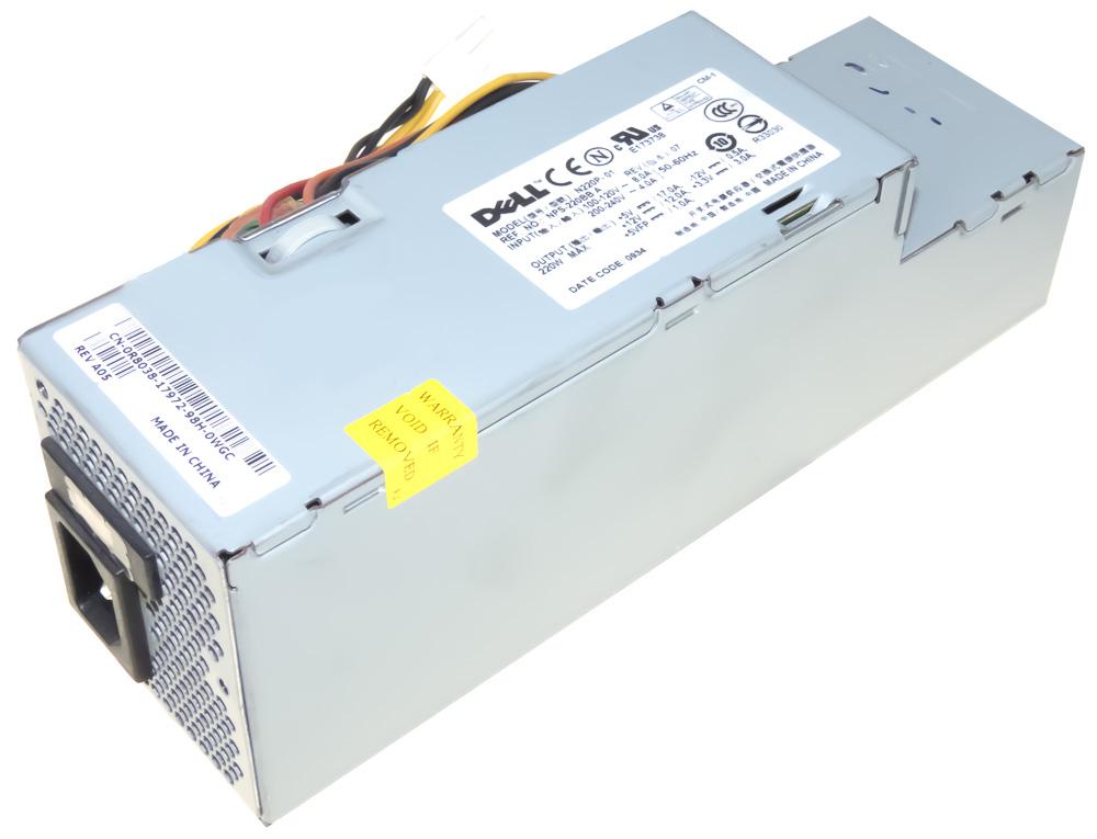 Dell NPS-220BBa 220 Watt Power Supply for Optiplex GX520