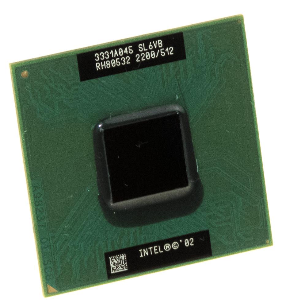 Intel Boxed PENTIUM 4 2.2GHZ P4-512K 400FSB S478 BV80532PC2200D