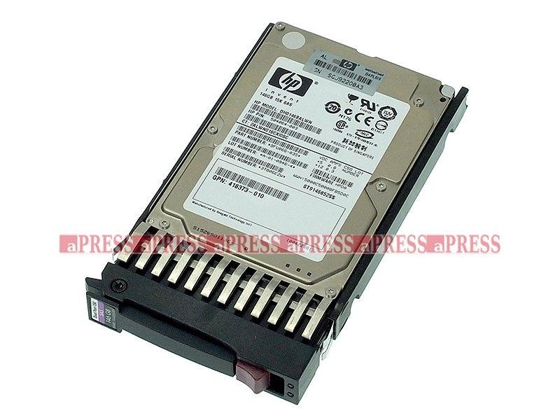"HP 504062-B21 504334-001 504064-003 DH0146BALWN 146GB 3G DP 2.5/"" SAS 15K RPM"