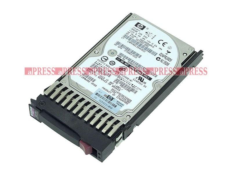 DG0300BAQPQ Compatible HP 300-GB 3G 10K 2.5 DP SAS HDD
