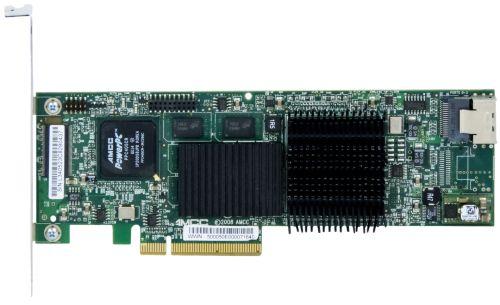 3WARE 9690SA-4i SAS/SATA 3Gbps RAID Controller PCIe x8