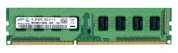 SAMSUNG 2GB DDR3 PC3-10600 NON-ECC M378B5773DH0-CH9