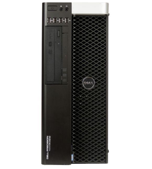 Dell PRECISION T7810 2x10C E5-2650v3 16GB DDR4 256GB SSD WIN10 PRO