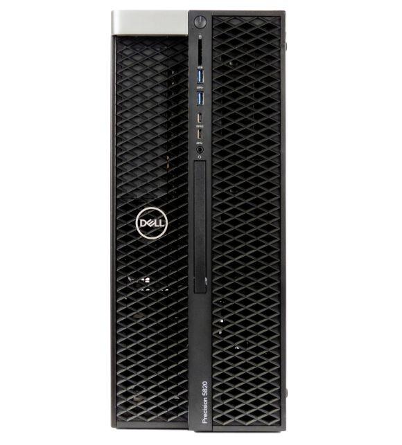 Dell PRECISION T5820 QC W-2123 3.6GHz 16GB DDR4 512GB SSD WIN10 PRO