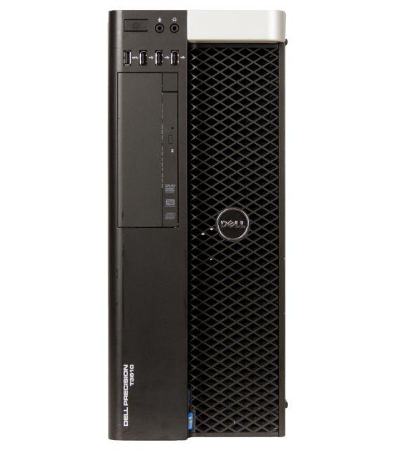 Dell Precision T3610 E5-1620v2 32GB DDR3 500GB SATA WIN 10 PRO