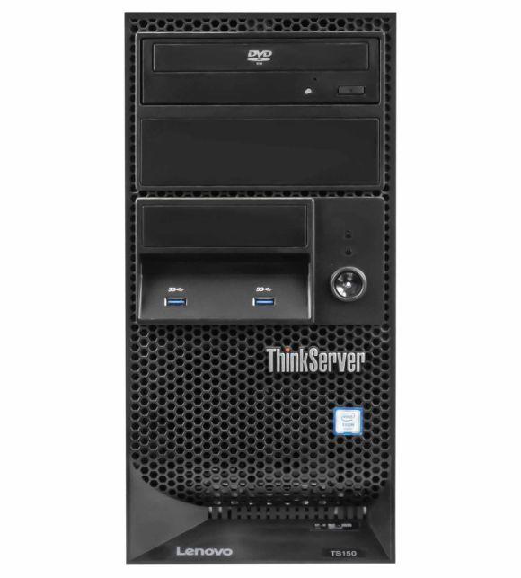 Lenovo ThinkServer TS150 Xeon E3-1225v6 16GB DDR4 480GB SSD WIN10 PRO