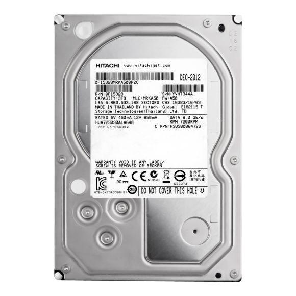 HITACHI 3TB 64MB 6GB/S SATA HUA723030ALA640