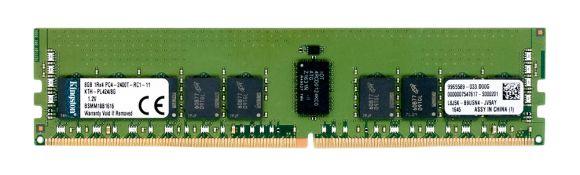 KINGSTON KTH-PL424/8G 8GB DDR4 2400MHz ECC
