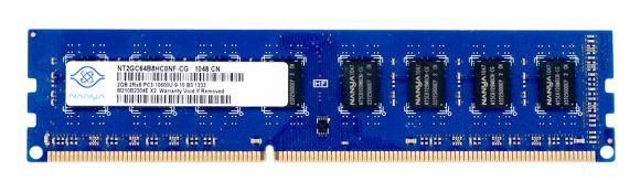 NANYA NT2GC64B8HC0NF-CG 2GB 2Rx8 PC3-10600U