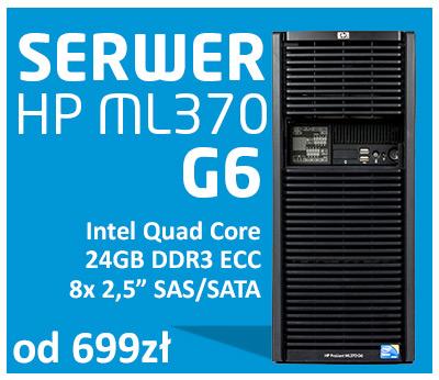 HP ML370 G6