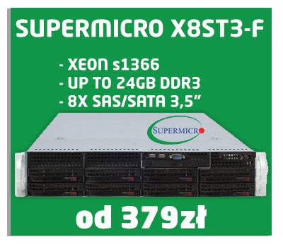 Supermicro servere